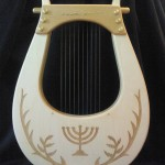 Yerubilee Harp with Tuning Crossbar